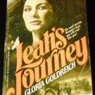 Leahs Journey by Gloria Goldreich (Paperback, 1979)