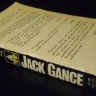 Jack Gance by Ward Just (Paperback, 1990)
