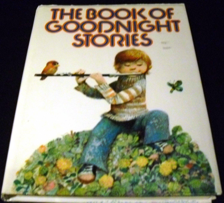 The Book of Goodnight Stories by Vratislav Stovicek (1988, Hardcover)