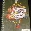 Magnetic Journal by Scholastic Inc (2002, Hardcover, Spiral)