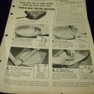 Stir-N-Roll Pastry Method Pamphlet (Betty Crocker Staff)