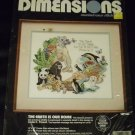 Dimensions Counted Cross Stitch &quot;The Earth is Our Home&quot;