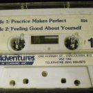 Dr. Marlene Hunter Self-Hypnosis Practice Makes Perfect  (Audio) Cassette