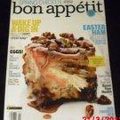 Bon Appetit Magazine April 2012