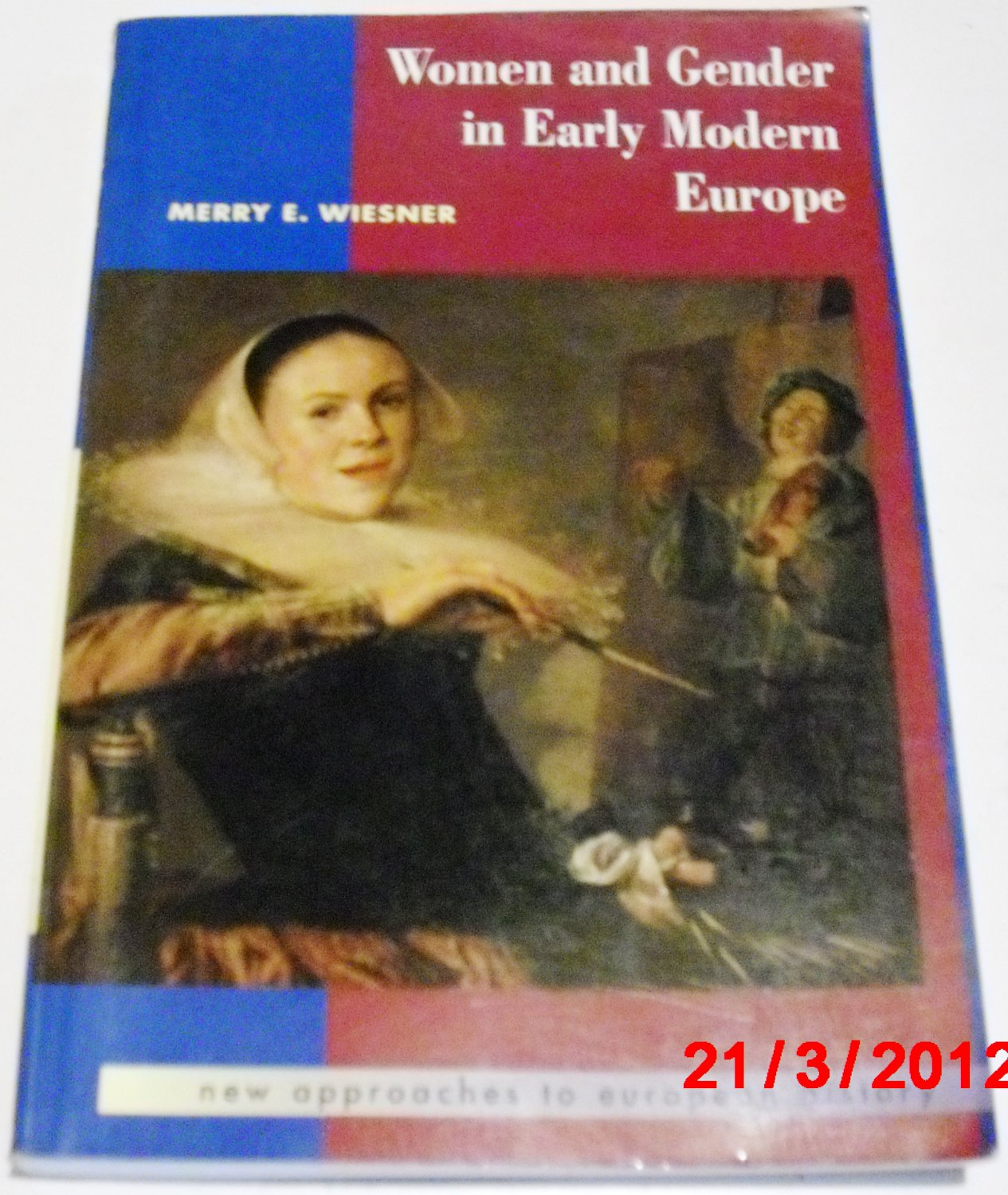 Women and Gender in Early Modern Europe by Merry E. Wiesner (Paperback, 1993)