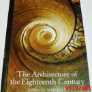 The Architecture of the Eighteenth Century by John Summerson (1986, Paperback)
