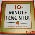 10-Minute Feng Shui: Easy Tips for Every Room by Skye Alexander (2002, Paperback)