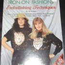 Iron-on Fashions Embellishing Techniques by Jill Hodges #8594 Plaid (Paperback, 1991)