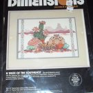 """Dimensions Counted Cross Stitch """"Taste of the Southwest"""""""