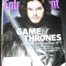 Entertainment Magazine March 23, 2012 #1199 (Game of Thrones)