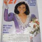Jet Magazine Oct. 23, 1989 Miss America Debbye Turner