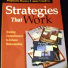 Strategies That Work: Teaching Comprehension to Enhance Understanding (2000 Paperback)