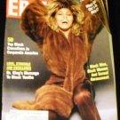 Ebony Magazine January 1992