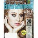 Entertainment Weekly Magazine April 13 2012 Adele Effect