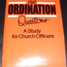 Ordination Questions: A Study for Church Officers by Rice and Chinn (Paperback - Jan 1984)