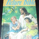 New Catholic Picture Bible/No. 435/22 by Nable and Rev. Lawrence G. Lovasik (1988, Hardcover)