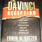 The Da vinci Deception by Erwin W. Lutzer (2004, Hardcover)