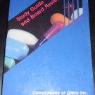 Study Guide and Board Review, Pharmacy Review: Compliments of Glaxo, Inc. (Paperback 1989)