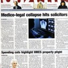 Law Society Gazette, 27 November 2008