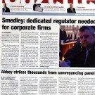 Law Society Gazette, 26 March 2009