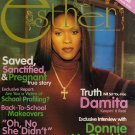 Esther Magazine Vol.1 No.1 Fall 2001 Premiere edition