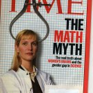 TIME Magazine March 7, 2005 (The Math Myth)