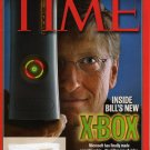 TIME Magazine May 23, 2005 (Inside Bill's New X-BOX)