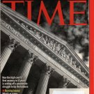 TIME Magazine July 11, 2005 (The Supreme Battle)