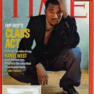 TIME Magazine August 29, 2005 (Hip-Hop's Class Act)