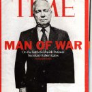 TIME Magazine February 15, 2010 (Man of War)