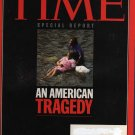 TIME Magazine September 12,  2005 (Special Report An American Tragedy)