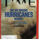 TIME Magazine October 3, 2005 (Are We Making Hurricanes Worse?)