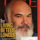 TIME Magazine October 17, 2005 (Living Better Longer)