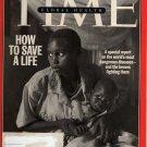 TIME Magazine November 7, 2005 (How to Save a Life)