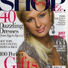 Shop Etc. Magazine December 2005/January 2006 Holiday 2005 Edition (Paris Hilton)