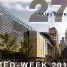 MED-Week 2011  27th Award Reception Program Booklet