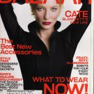 Harper's Bazaar Magazine October 2001 (CATE BLANCHETT) (Single Issue Magazine)