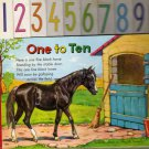 One to Ten (Hardcover 1963)