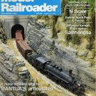 Model Railroader Magazine October 1991