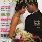 ForYou Magazine Spring/Summer 2004 Vol. 4, No.1