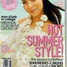 Teen Vogue Magazine June - July 2012 (Hot Summer Style)