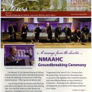 NMAAHC Newsletter Vol. 1, Issue II, Spring 2012