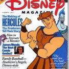 DISNEY MAGAZINE, SUMMER 1997, THE MAKING OF HERCULES
