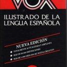 Diccionario Manual Vox Ilustrado de la Lengua Espanola [Hardcover 1995]