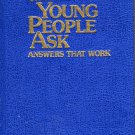 Questions Young People Ask, Answers That Work by Watchtower Bible and Tract Society (Hardcover 1989)