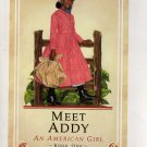 Meet Addy (American Girl) by Connie Porter and Melodye Benson Rosales (Hardcover 1993)
