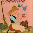 Walt Disney's Cinderella (Disney's Wonderful World of Reading) by Disney Book Club (Hardcover 1974)
