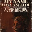 Gather Together In My Name by Maya Angelou (Paperback 1975) 2nd Printing