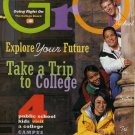 Gro Magazine The College Board 1998 Edition (Take a Trip to College)