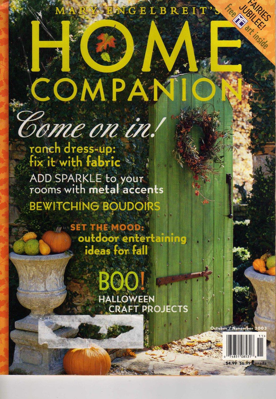 Home Companion Magazine (October/November 2003)